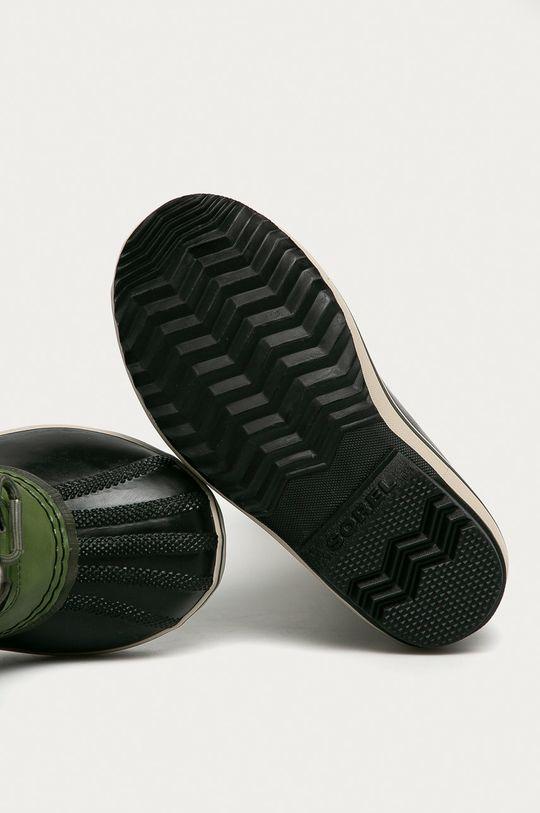 verde murdar Sorel - Cizme de iarna copii Yoot Pac Nylon