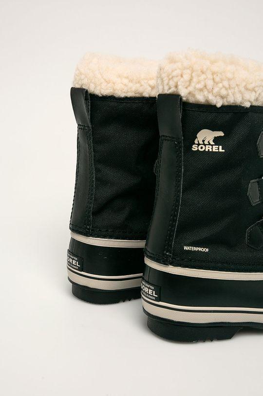 Sorel - Cizme de iarna copii Yoot Pac Nylon negru