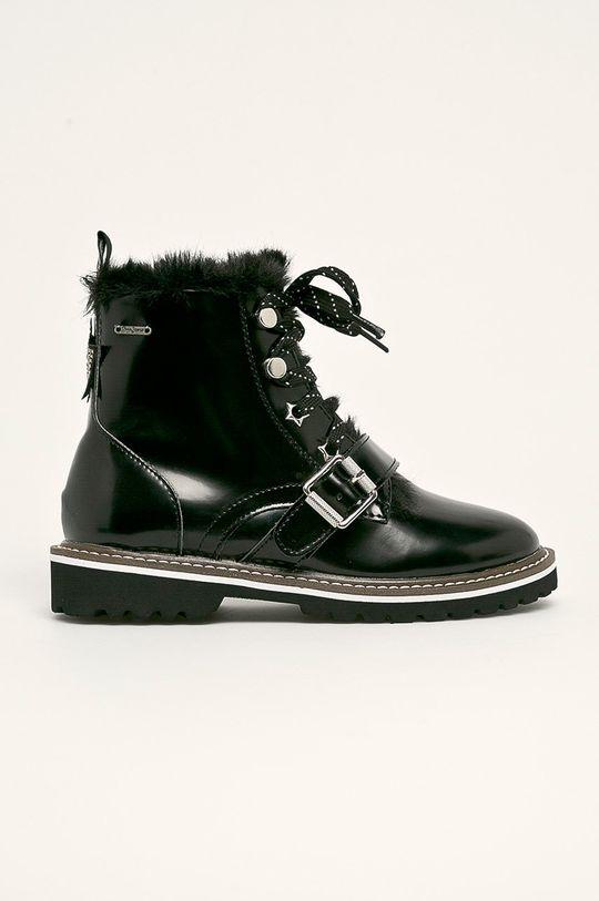 чорний Pepe Jeans - Дитячі черевики  Leia Buckle Для дівчаток