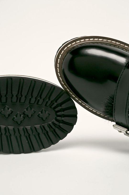 чорний Pepe Jeans - Дитячі черевики  Leia Buckle
