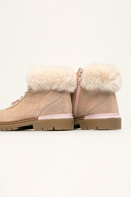 Pepe Jeans - Dětské boty Combat Mountain Dívčí