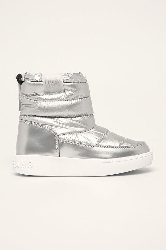 gri deschis Pepe Jeans - Cizme de iarna copii Brixton Girl Nylon De fete