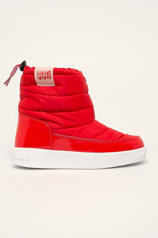 červená Pepe Jeans - Detské snehule Brixton Girl Nylon Dievčenský