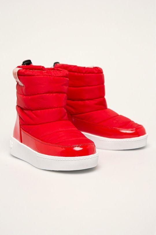 Pepe Jeans - Detské snehule Brixton Girl Nylon červená