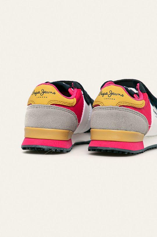 Pepe Jeans - Detské topánky Sydney Basic Girl  Zvršok: Syntetická látka, Textil Vnútro: Textil Podrážka: Syntetická látka