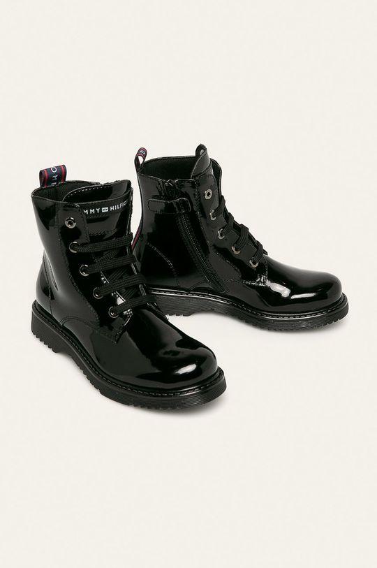Tommy Hilfiger - Dětské boty černá