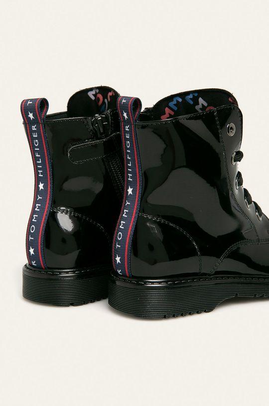 Tommy Hilfiger - Dětské boty Svršek: Umělá hmota Vnitřek: Textilní materiál Podrážka: Umělá hmota Vložka: Přírodní kůže