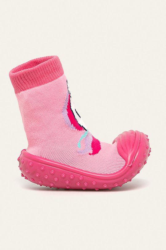 roz ascutit Blukids - Papuci copii De fete