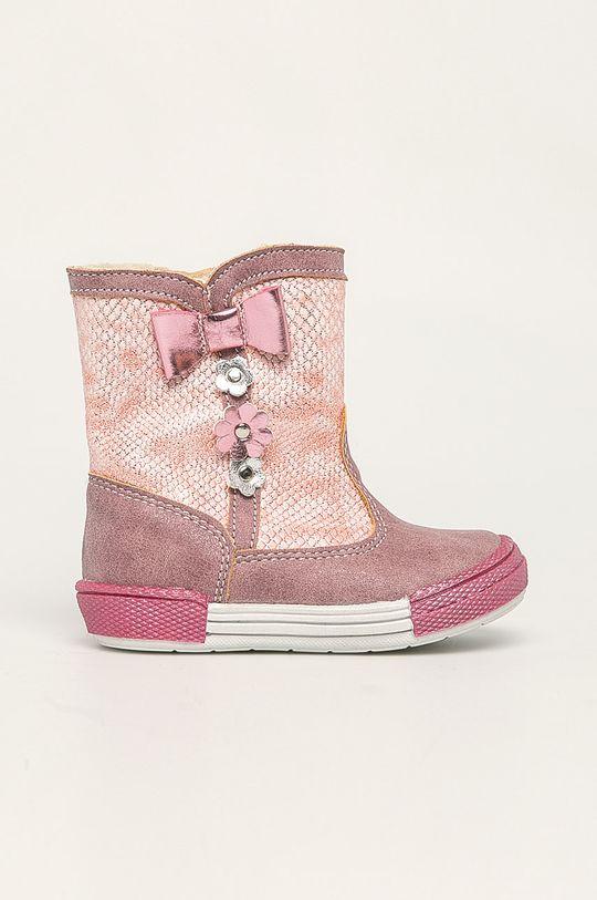růžová Bartek - Dětské boty Dívčí