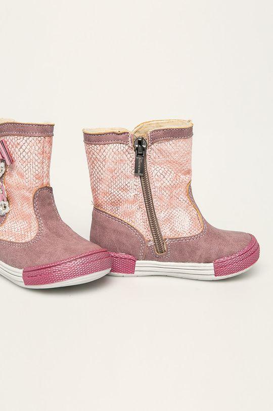 Bartek - Dětské boty růžová