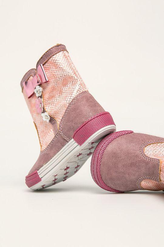 růžová Bartek - Dětské boty