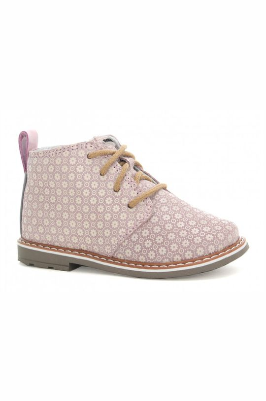 roz pastelat Bartek - Pantofi copii De fete