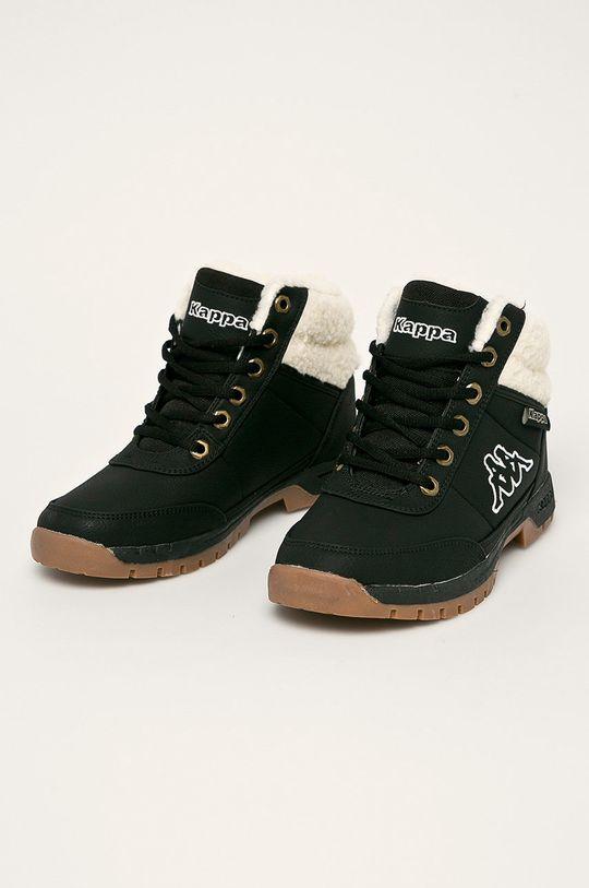 Kappa - Topánky čierna