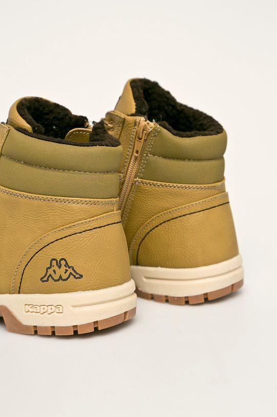 Kappa - Детски обувки Cammy Fur T  Горна част: Синтетичен материал Вътрешна част: Текстилен материал Подметка: Синтетичен материал