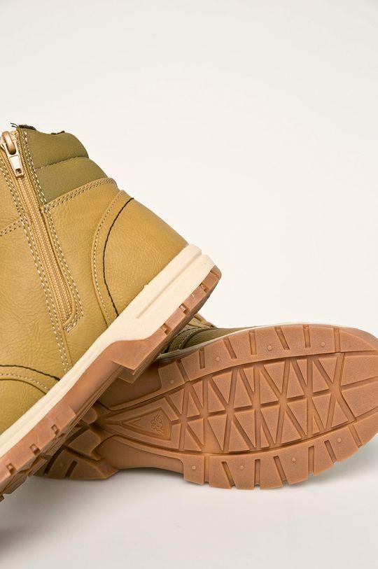 пясъчен Kappa - Детски обувки Cammy Fur T
