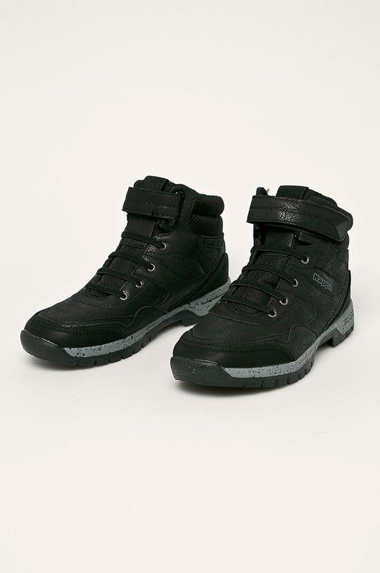 Kappa - Половинки обувки Lithium черен