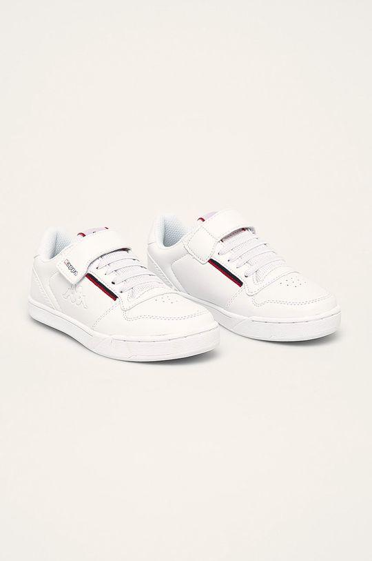 Kappa - Detské topánky Marabu biela
