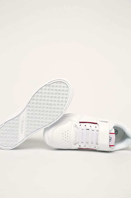 biela Kappa - Detské topánky Marabu