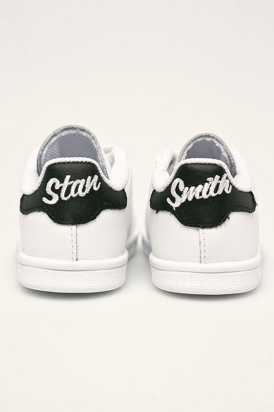 adidas Originals - Detské topánky Stan Smith El I  Zvršok: Prírodná koža Vnútro: Textil Podrážka: Syntetická látka