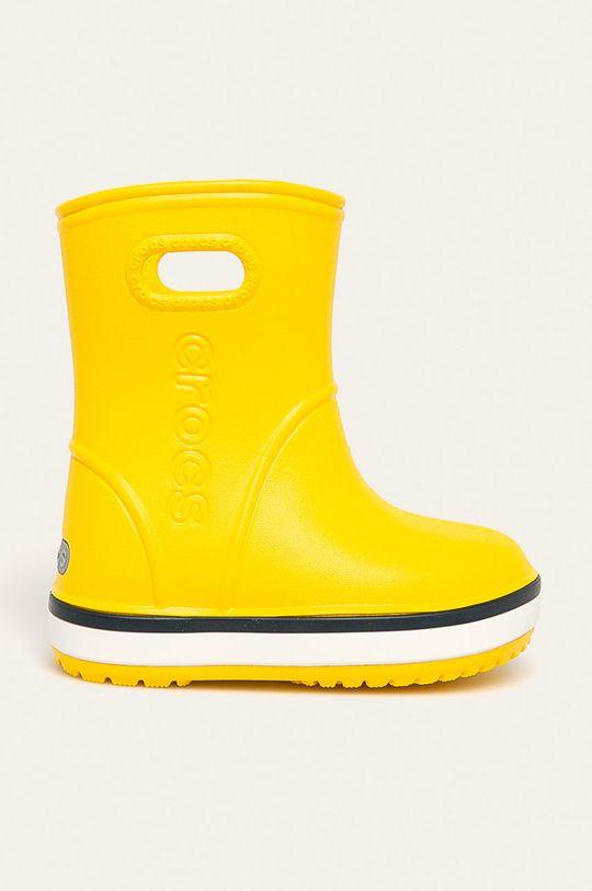 galben Crocs - Cizme copii De copii