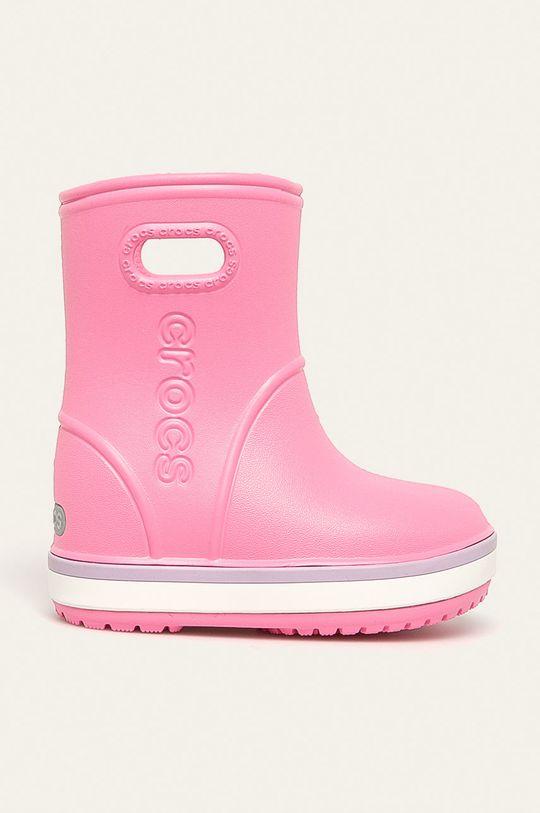 roz ascutit Crocs - Cizme copii De copii