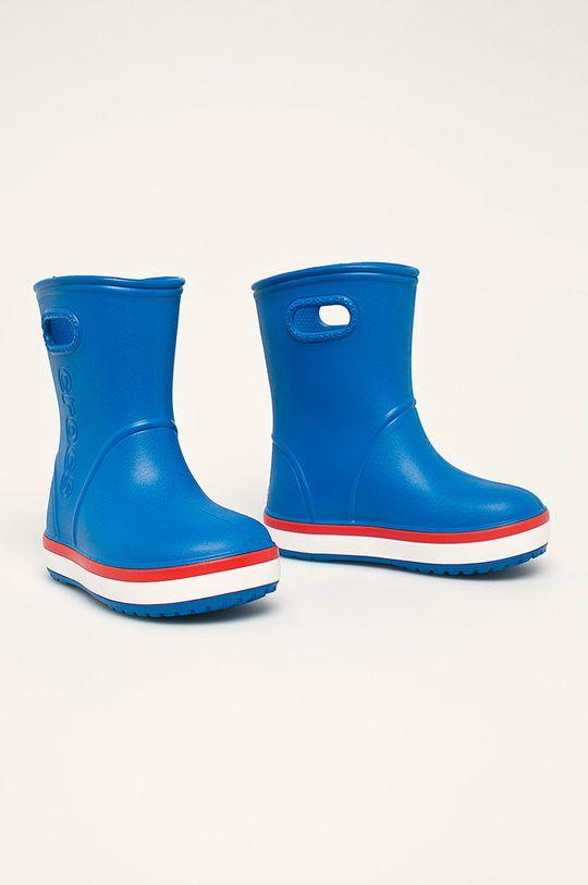 Crocs - Cizme copii albastru
