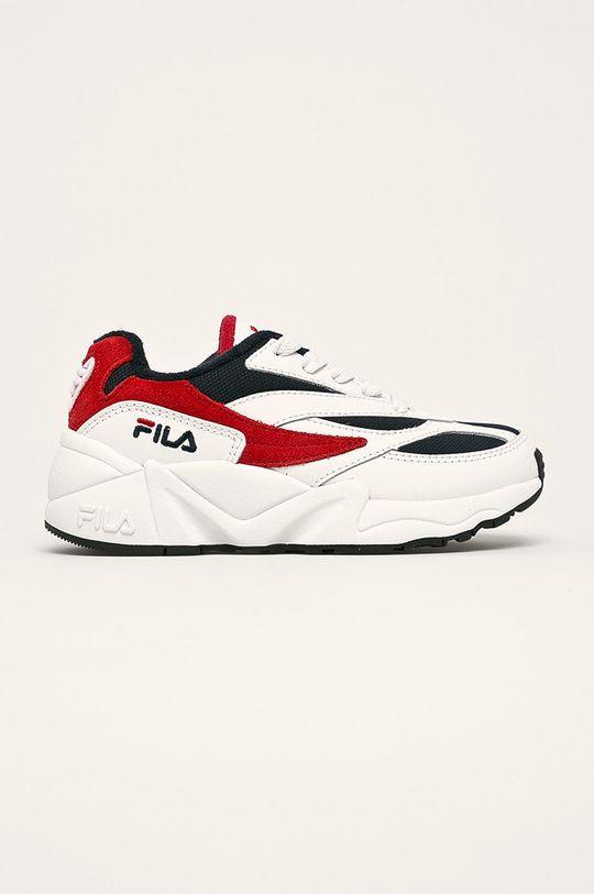 czerwony Fila - Buty dziecięce V94M Dziecięcy