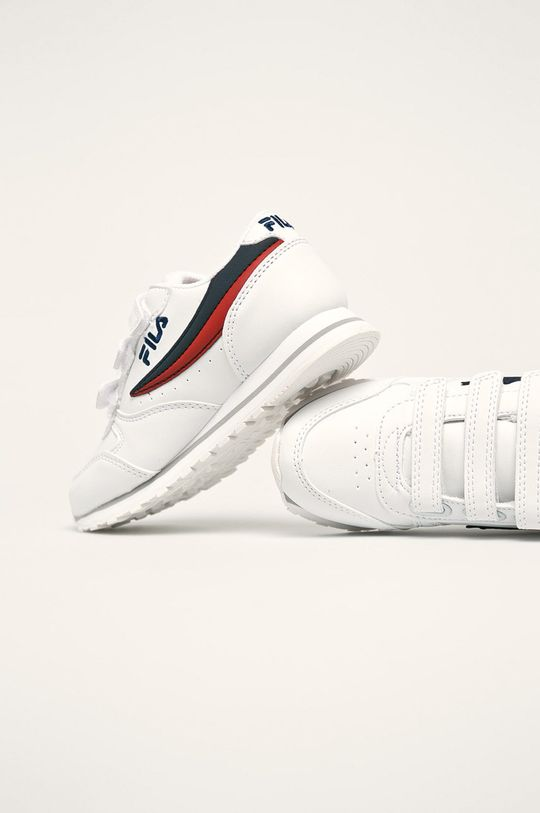 Fila - Detské topánky Orbit Velcro Low Detský