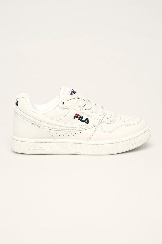 biały Fila - Buty dziecięce Dziecięcy