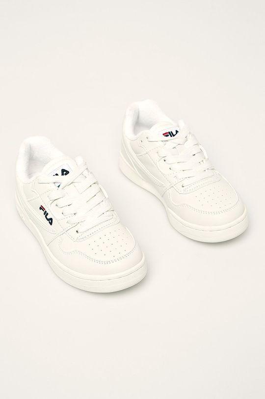 Fila - Buty dziecięce biały