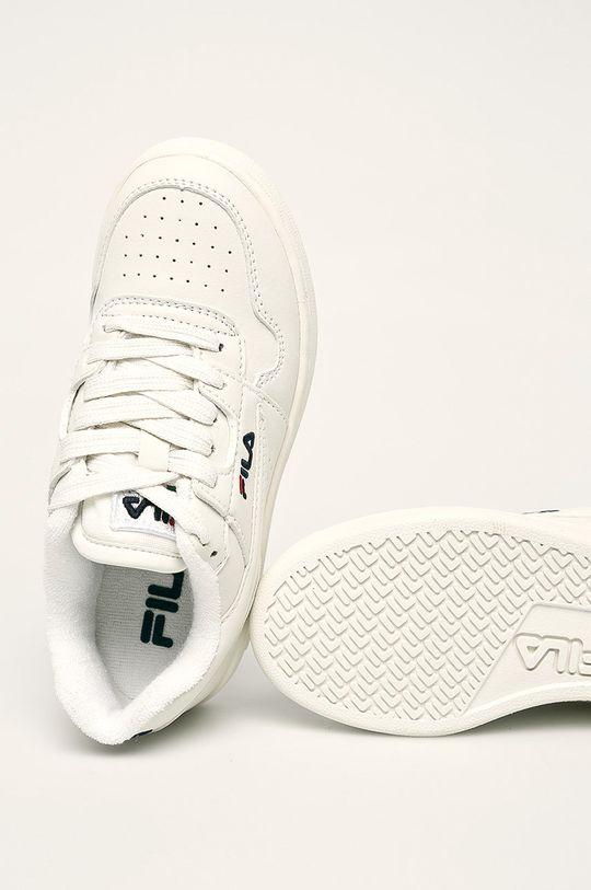 biały Fila - Buty dziecięce