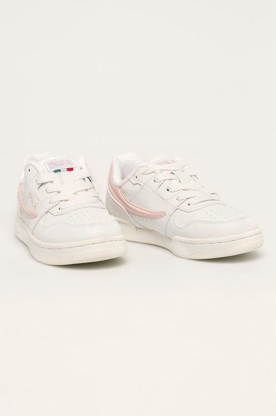 Fila - Buty dziecięce Arcade Low biały
