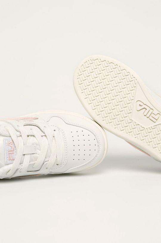 biały Fila - Buty dziecięce Arcade Low