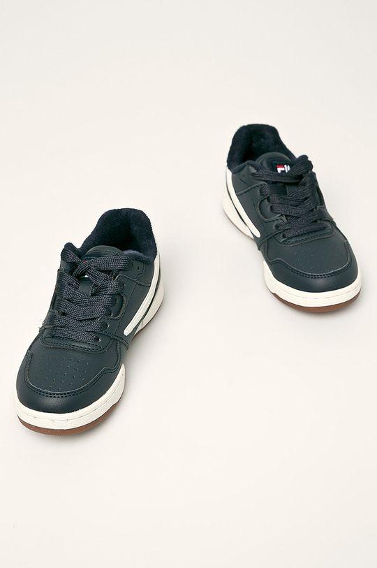 Fila - Pantofi copii Arcade Low bleumarin