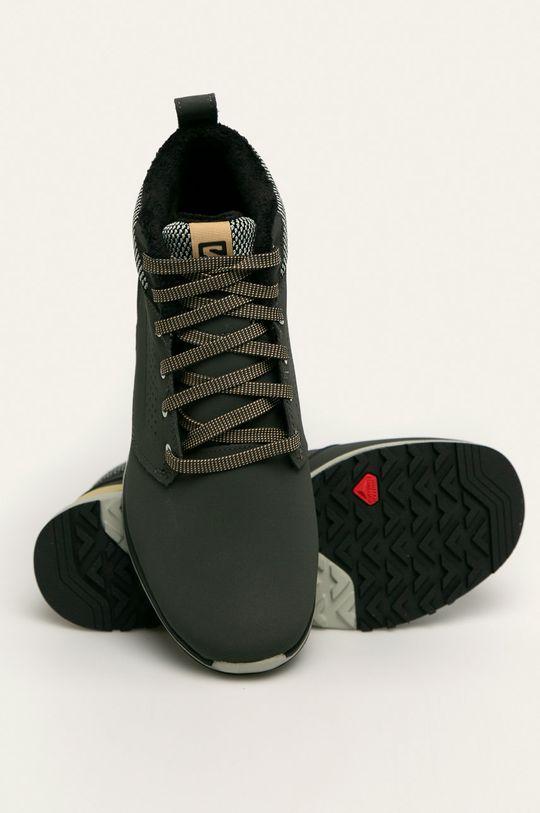 Salomon - Kožené boty Utility Freeze Svršek: Přírodní kůže Vnitřek: Textilní materiál Podrážka: Umělá hmota