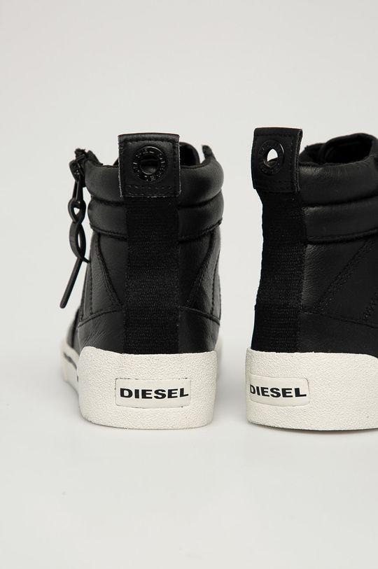 Diesel - Boty Y01988.PR013  Svršek: Přírodní kůže Vnitřek: Textilní materiál Podrážka: Umělá hmota