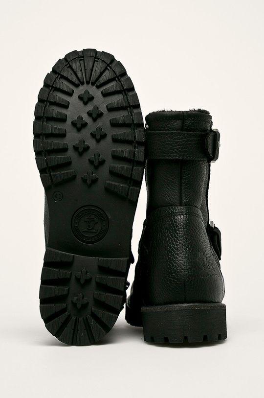 černá Panama Jack - Boty