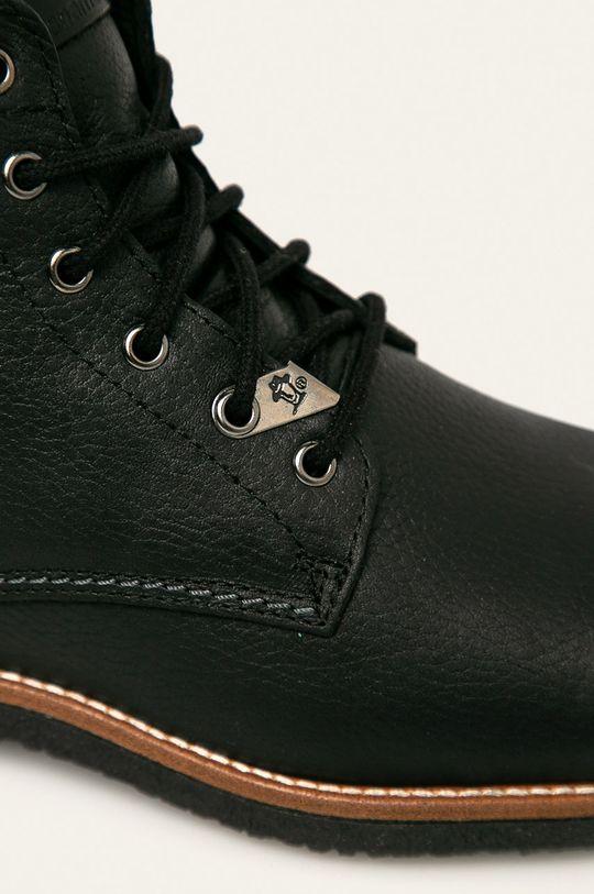 čierna Panama Jack - Topánky
