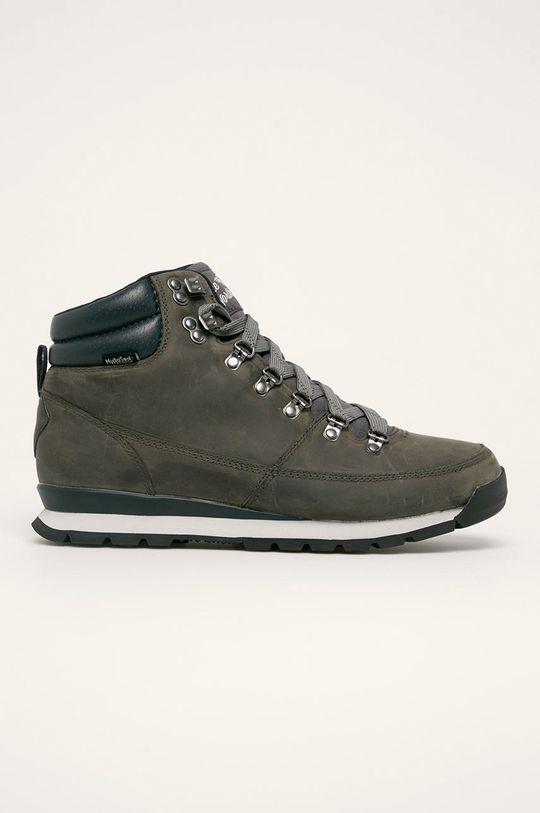 gri The North Face - Pantofi Back To Berkeley Redux Leather De bărbați