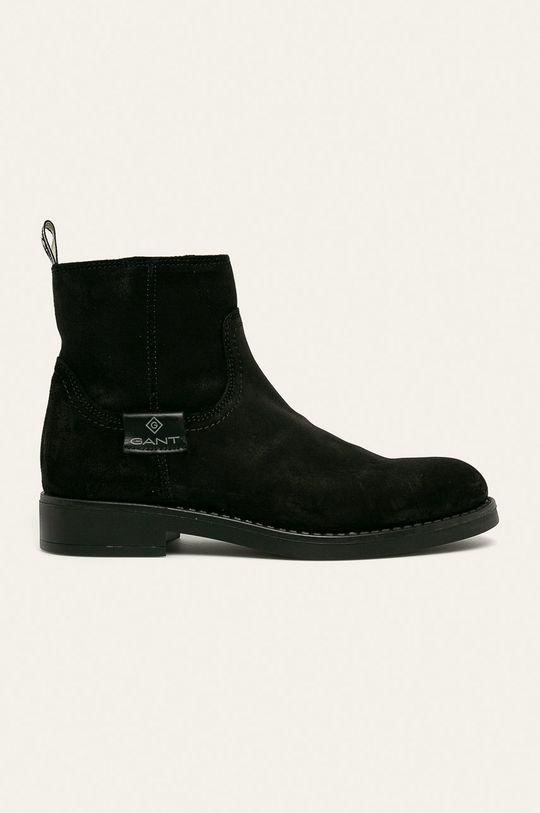 черен Gant - Обувки Oscar Чоловічий
