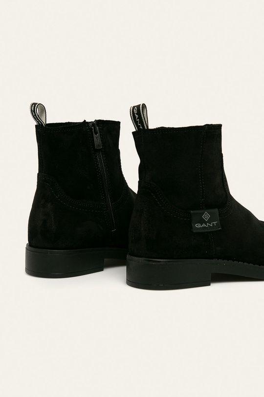 Gant - Обувки Oscar  Горна част: Велур Вътрешна част: Вълна Подметка: Синтетичен материал
