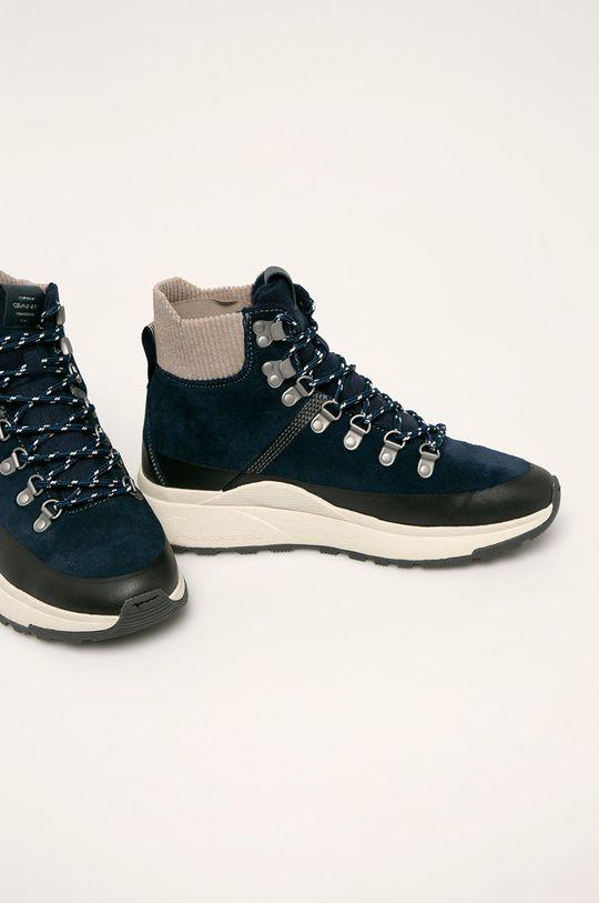 Gant - Topánky Tomas tmavomodrá