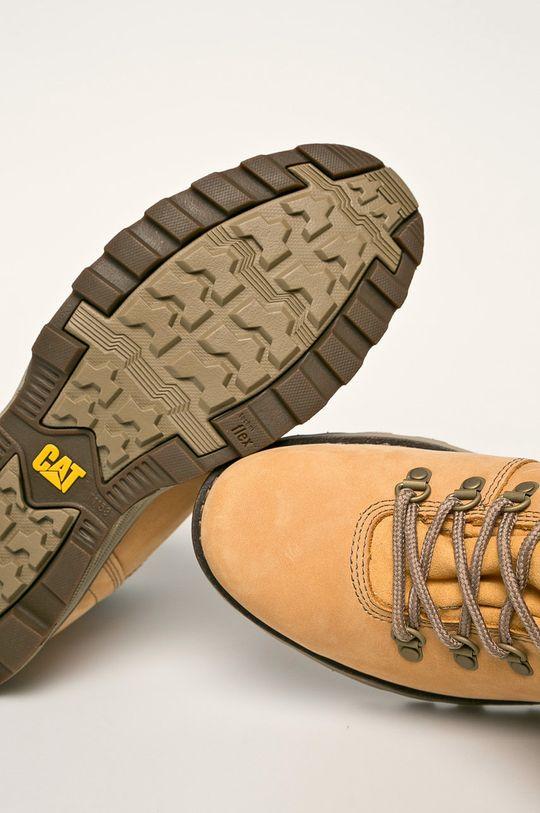 mustar Caterpillar - Pantofi