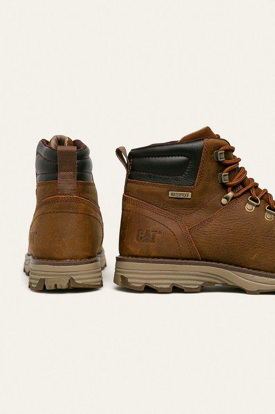 Caterpillar - Pantofi Gamba: Piele naturala Interiorul: Material textil Talpa: Material sintetic
