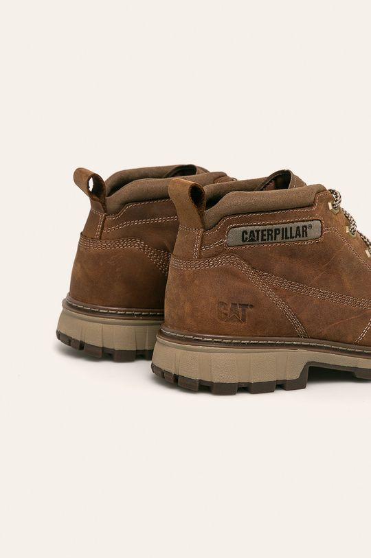 Caterpillar - Topánky  Zvršok: Prírodná koža Vnútro: Textil Podrážka: Syntetická látka