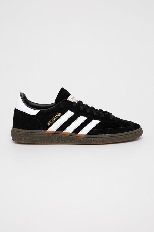 černá adidas Originals - Boty Handball Spezial Pánský