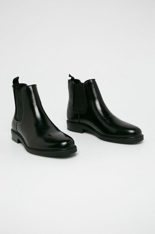 Calvin Klein - Buty wysokie czarny