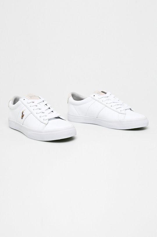 Polo Ralph Lauren - Buty biały