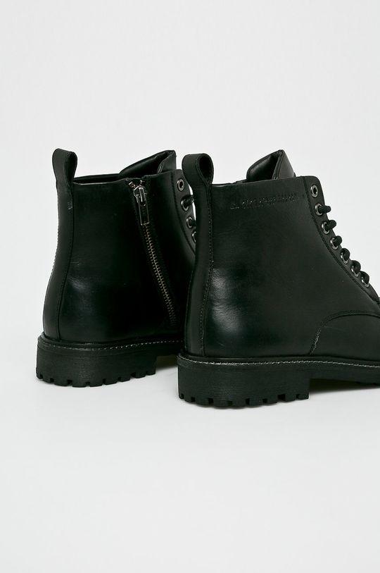 Pepe Jeans - Kotníkové boty Svršek: Přírodní kůže Vnitřek: Textilní materiál, Přírodní kůže Podrážka: Umělá hmota