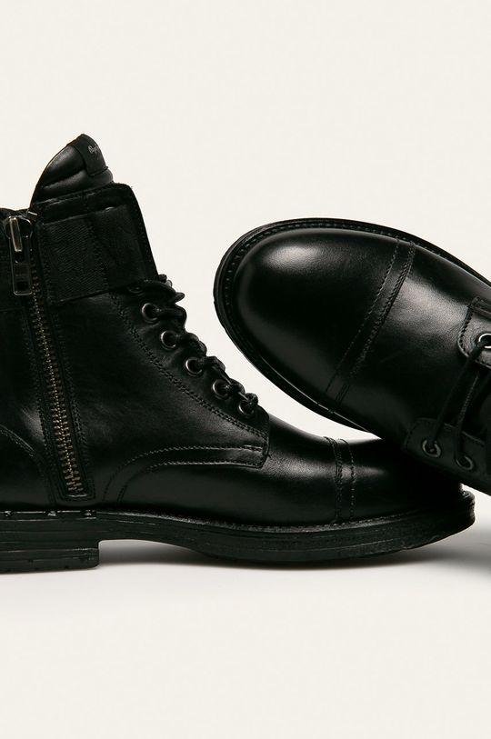 černá Pepe Jeans - Boty Tom Cut Boot Toto